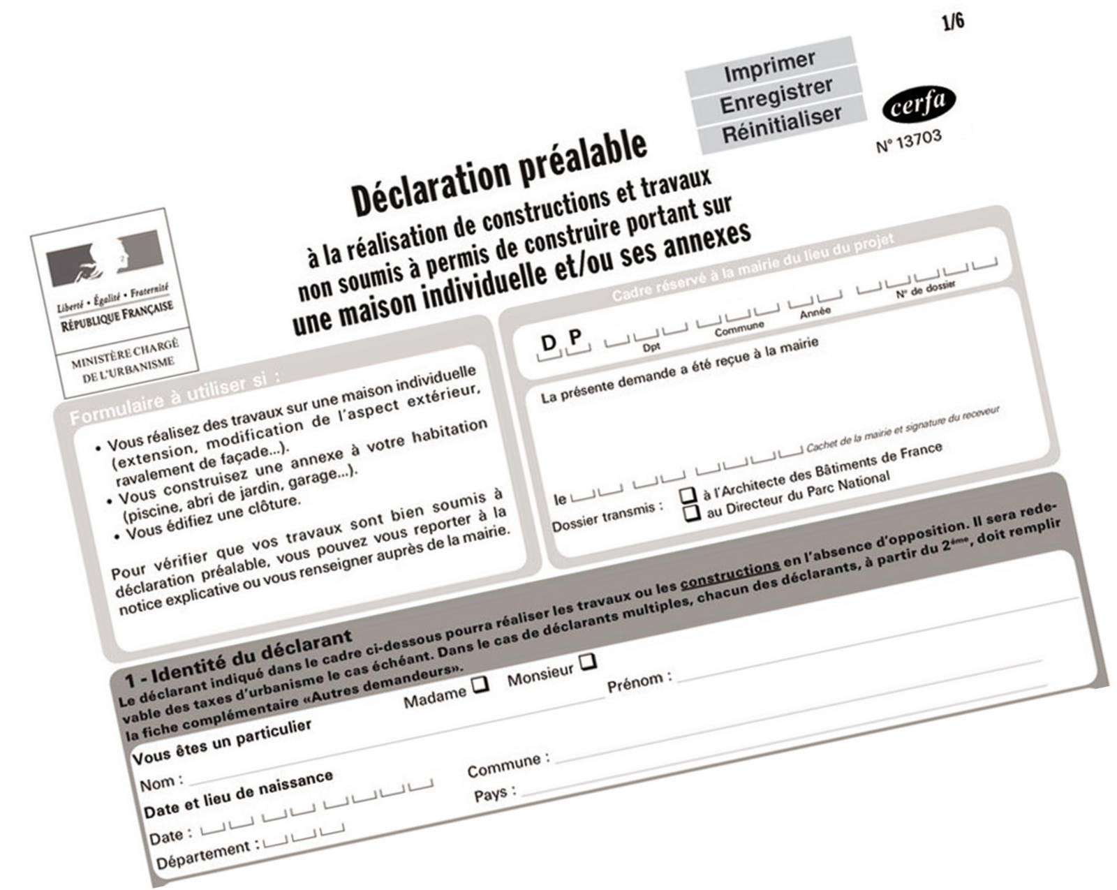 Déclaration de travaux pour surélévation de 40 m² Bordeaux - Agrandissement par surélévation de ...
